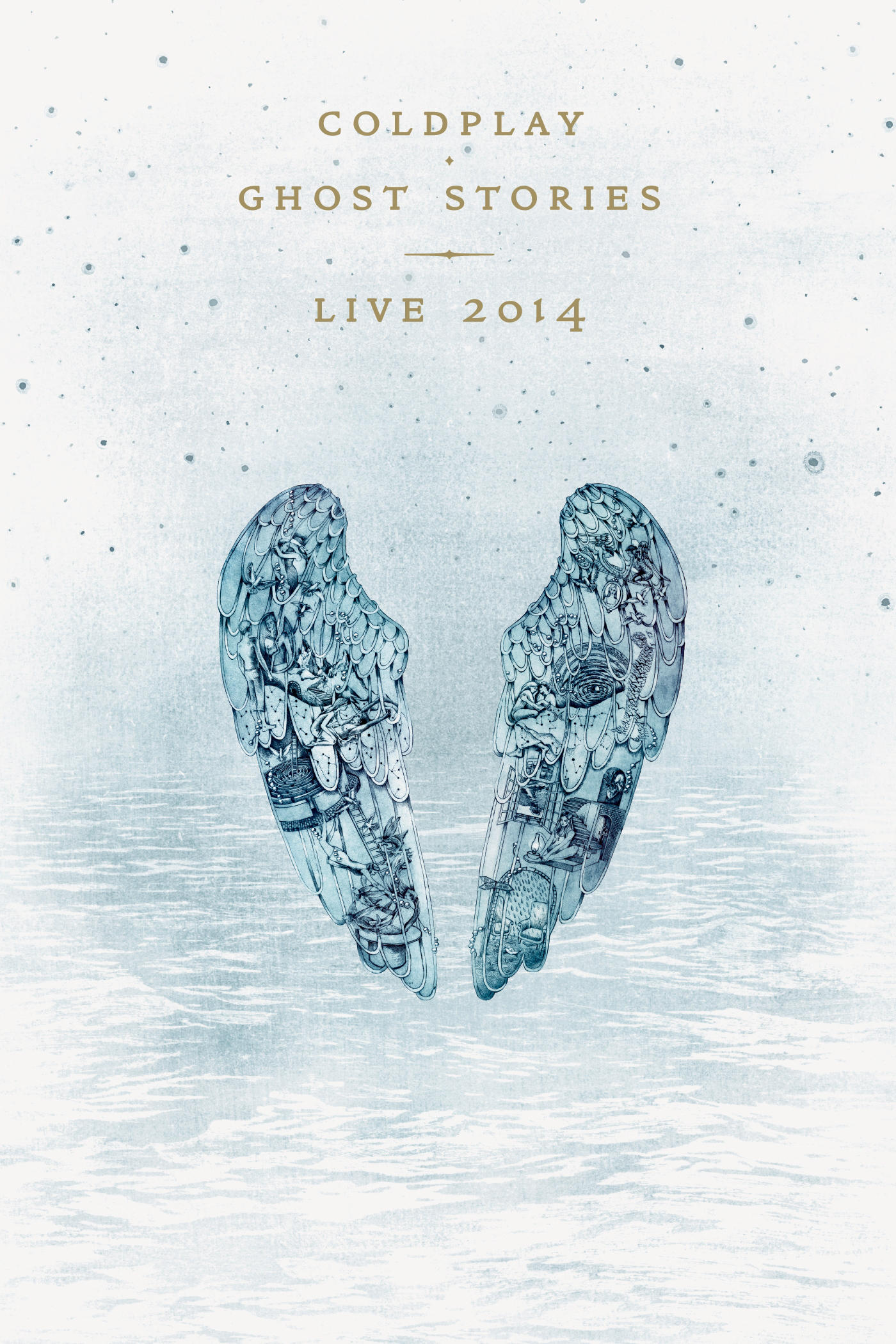 Coldplay: Ghost Stories Live 2014 [iTunes Movie Full HD]