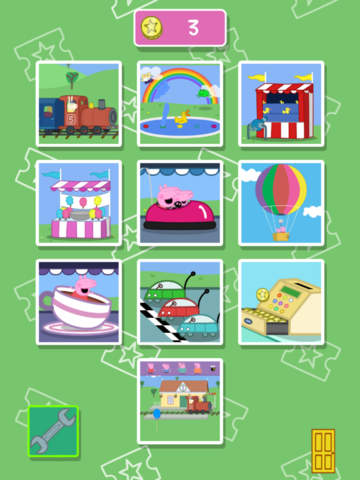 Peppa Pig Theme Park screenshot #1