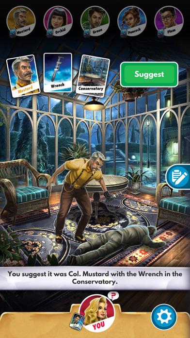 Cluedo: The Official Edition screenshot #2
