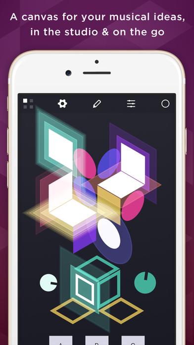 Screenshot KRFT - Modular Music Production