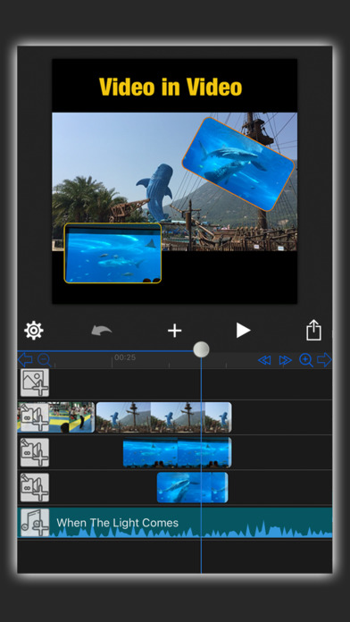 Screenshot MovieSpirit - Professional Movie Maker