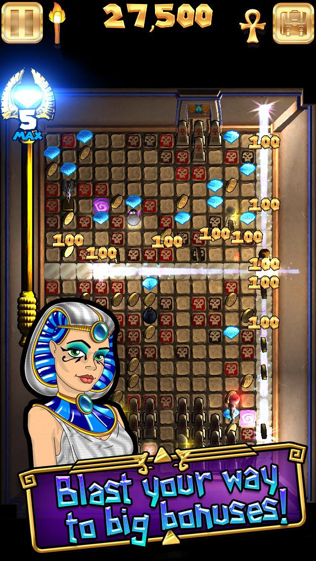 Treasure Tombs: Ra Deal screenshot #3