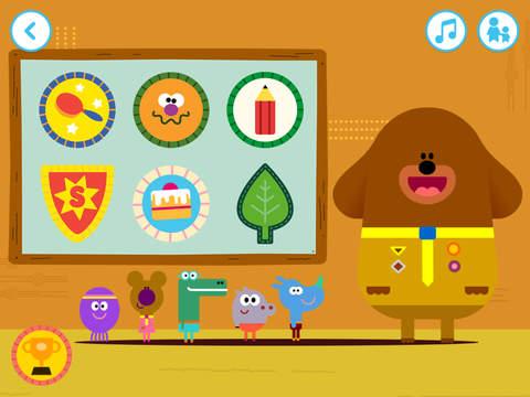 Hey Duggee: The Big Badge App screenshot 6