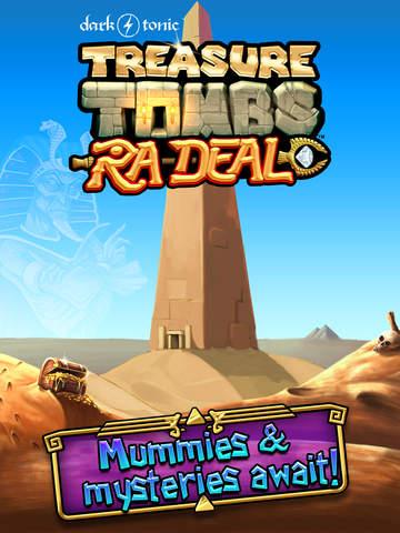 Treasure Tombs: Ra Deal screenshot #1