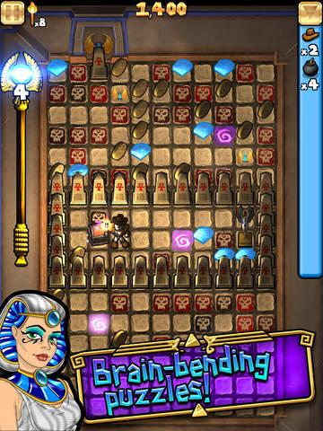 Treasure Tombs: Ra Deal screenshot #2