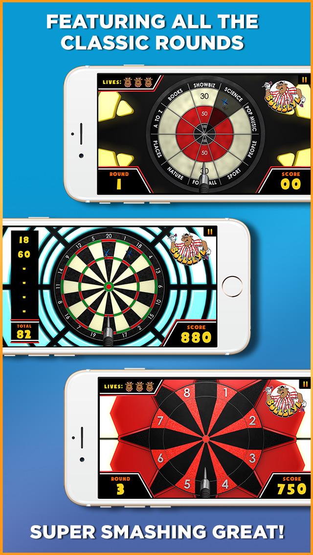 Bullseye - TV Gameshow and Darts screenshot #2