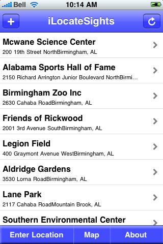 Birmingham, Alabama Sights screenshot #2