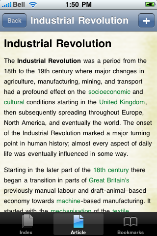 Industrial Revolution Study Guide image #1
