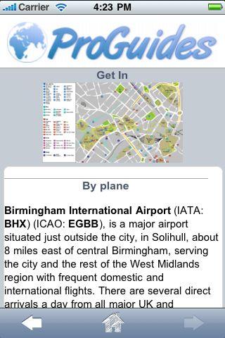 ProGuides - Birmingham screenshot #3