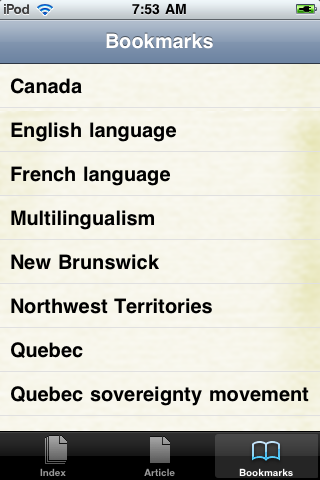 Quebec Separatism Study Guide screenshot #3
