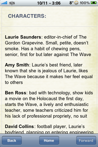 Book Notes - The Wave screenshot #2