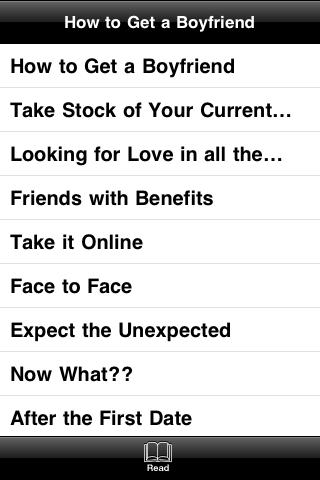 How to Get a Boyfriend Now screenshot #2
