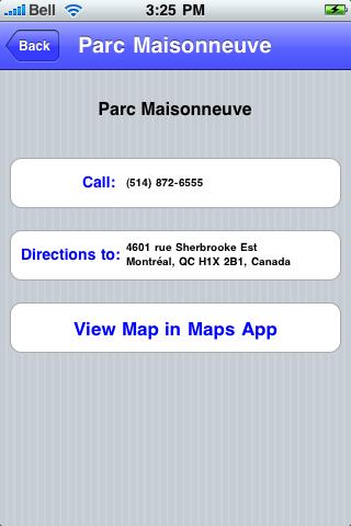 Montreal Sights screenshot #3