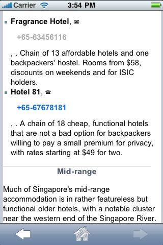 ProGuides - Singapore screenshot #3
