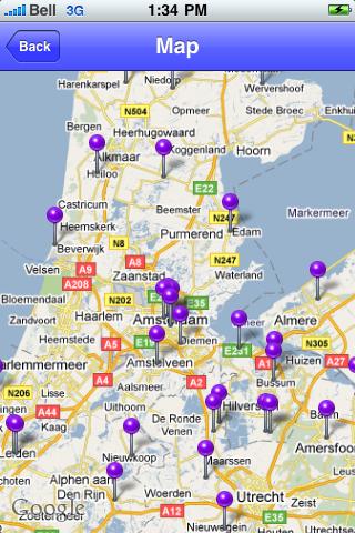 Amsterdam Sights screenshot #1