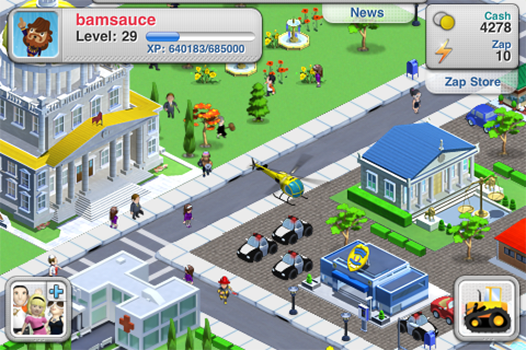 We City screenshot 1