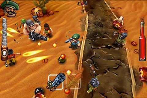 Guerrilla Bob Free screenshot #3