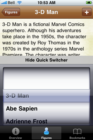 Super Heroes Pocket Book screenshot #4
