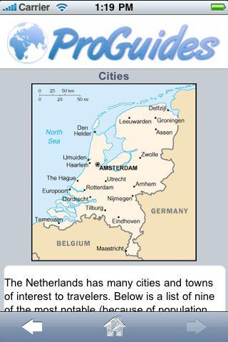 ProGuides - Netherlands screenshot #3