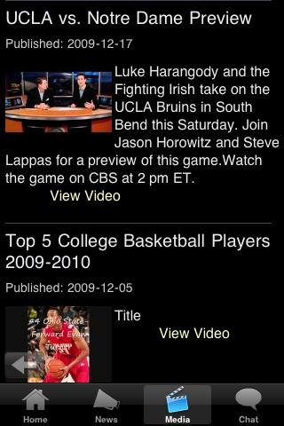Charlotte College Basketball Fans screenshot #5