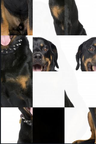 SlidePuzzle - Rottweiler screenshot #1