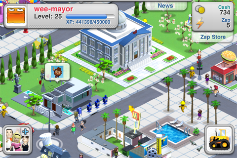 We City screenshot 2
