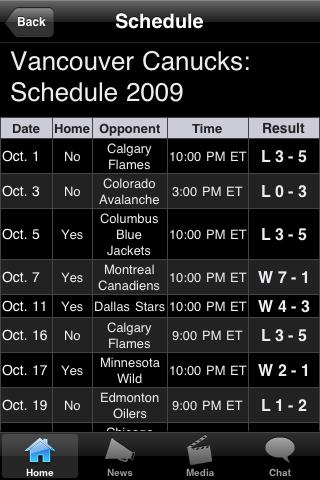Hockey Fans screenshot #4