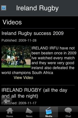 Rugby Fans - Ireland screenshot #3