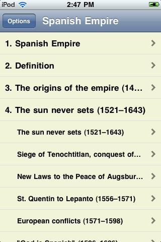The Spanish Empire screenshot #3