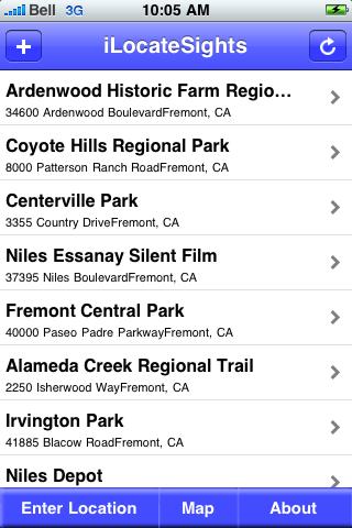 Fremont, California Sights screenshot #2