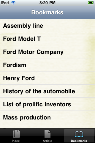 Henry Ford Study Guide screenshot #3
