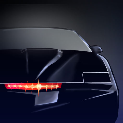 Knight Rider Is Back And On The App Store