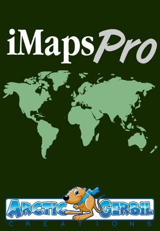 iMapsPro - Playa del Carmen screenshot #1