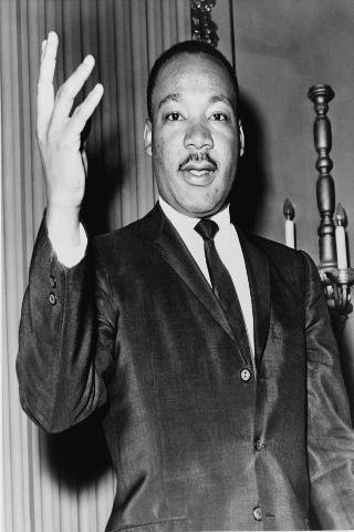 Dr. Martin Luther King Jr screenshot #1
