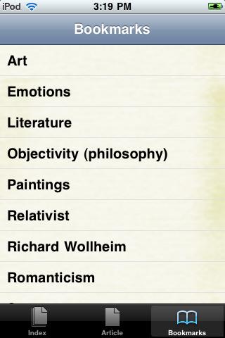 Art Study Guide screenshot #3