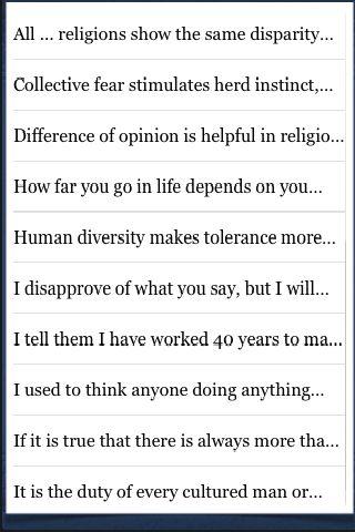 Tolerance Quotes screenshot #3