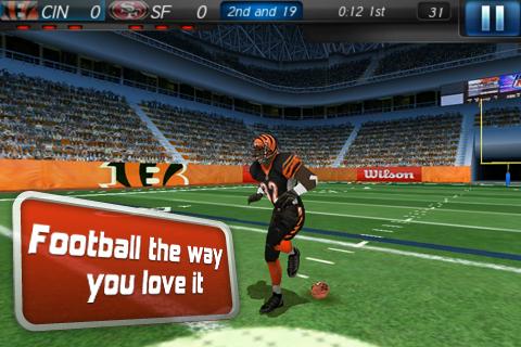 NFL 2011 screenshot 4