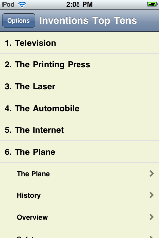 The Greatest Inventions of All Time screenshot #1
