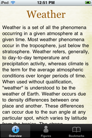 Weather Terms Pocket Book image #1