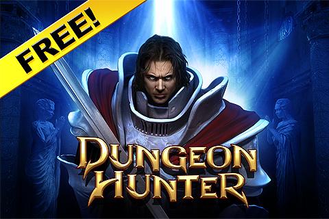 Dungeon Hunter - FREE screenshot 4