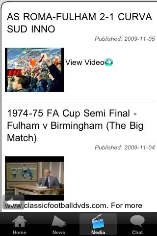 Football Fans - Stirling Albion screenshot #4