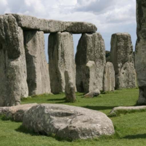 Stonehenge Slide Puzzle