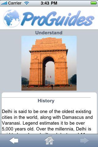 ProGuides - Delhi screenshot #3