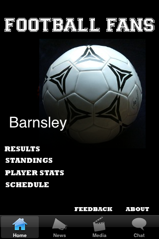 Football Fans - Barnsley screenshot #1