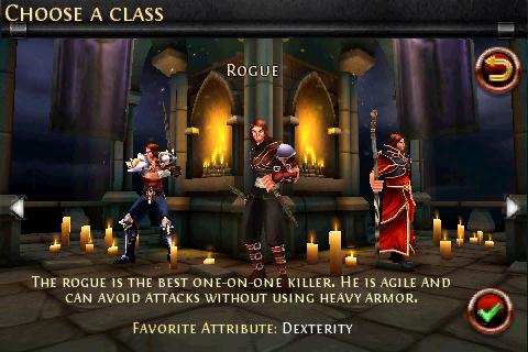 Dungeon Hunter - FREE screenshot 2