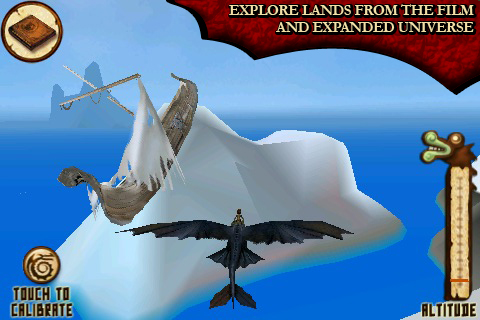 How to Train Your Dragon: Flight of the Night Fury FREE screenshot #3