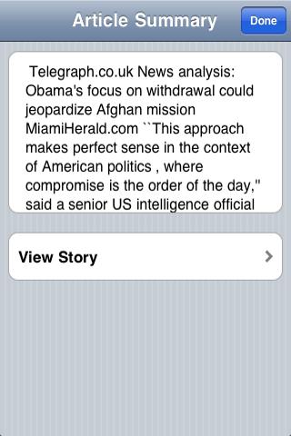 Cancer News screenshot #3