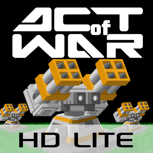 Act Of War: Urban Defense HD Lite