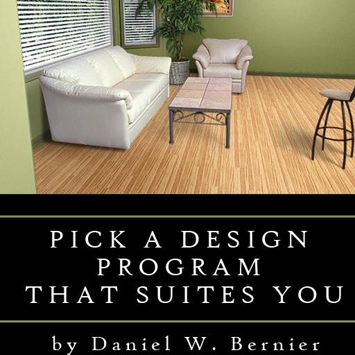 Pick A Design Program That Suites You