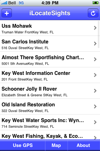 Key West Sights screenshot #2